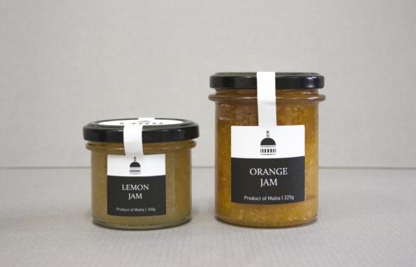 Ellul Gourmet Label Design