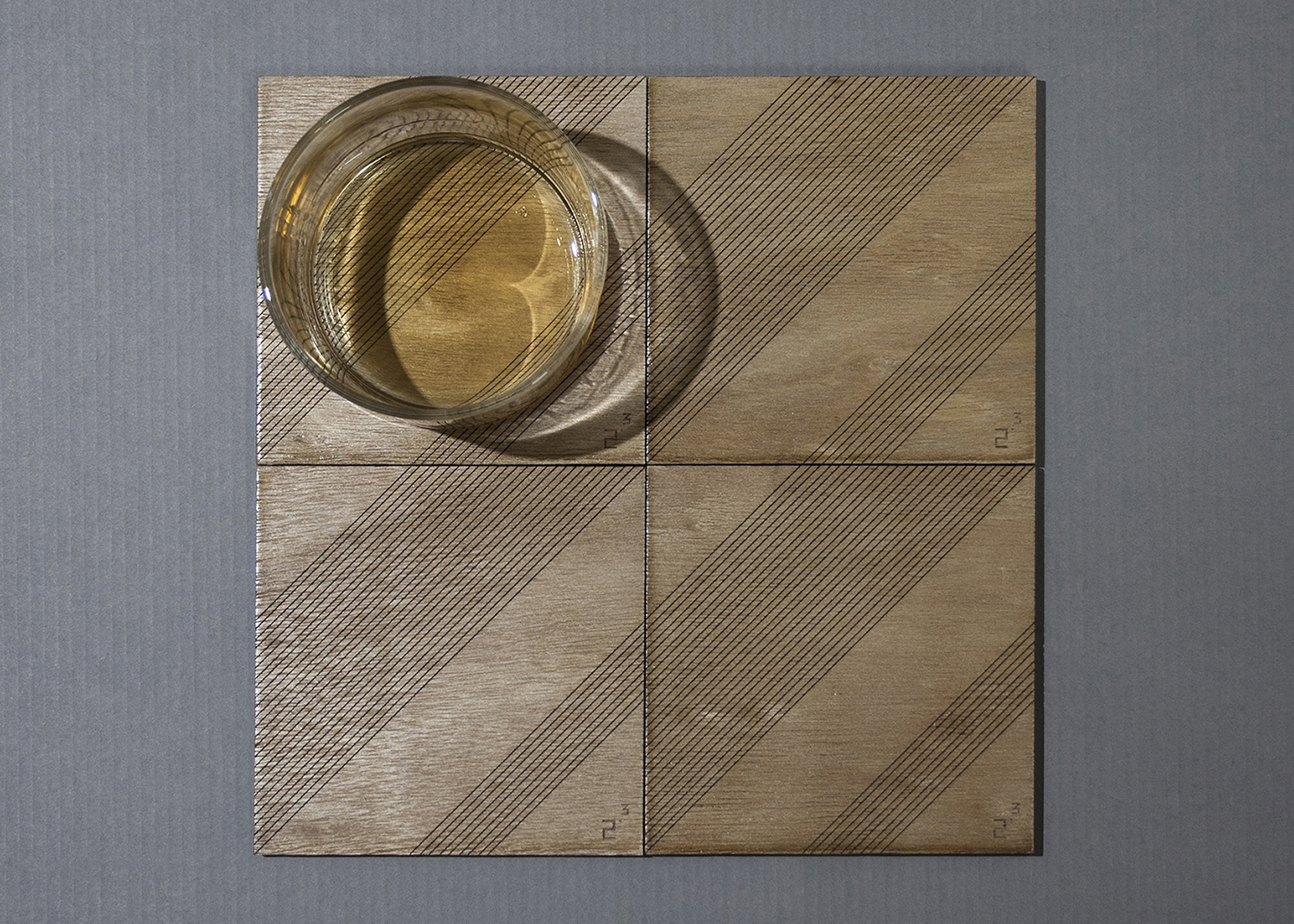 2point3 Tile Coaster