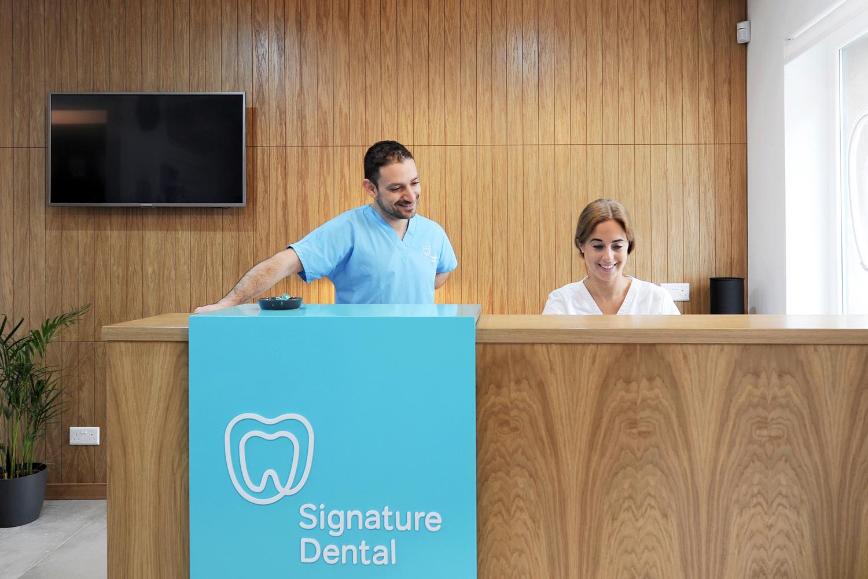 Signature Dental Clinic Sliema Malta