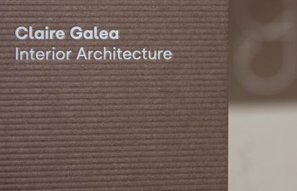 2point3 Claire Galea Interior Architecture