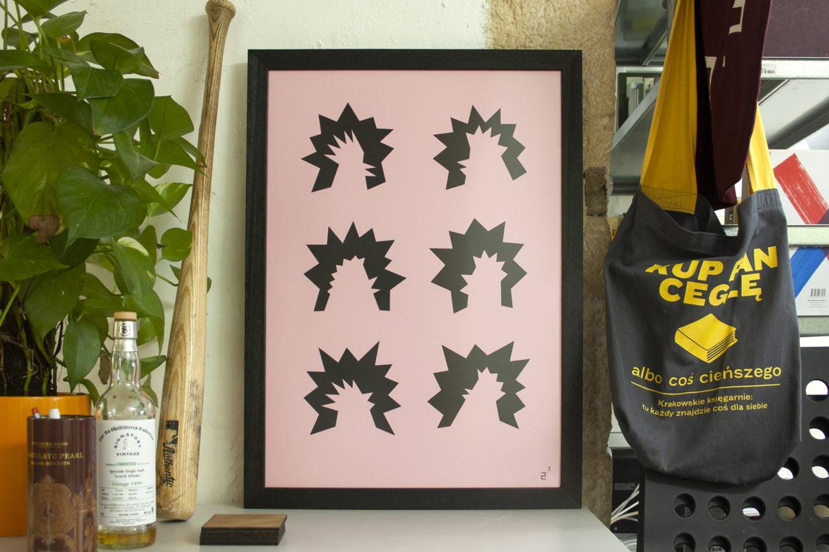 2point3 Shop poster gallinar print