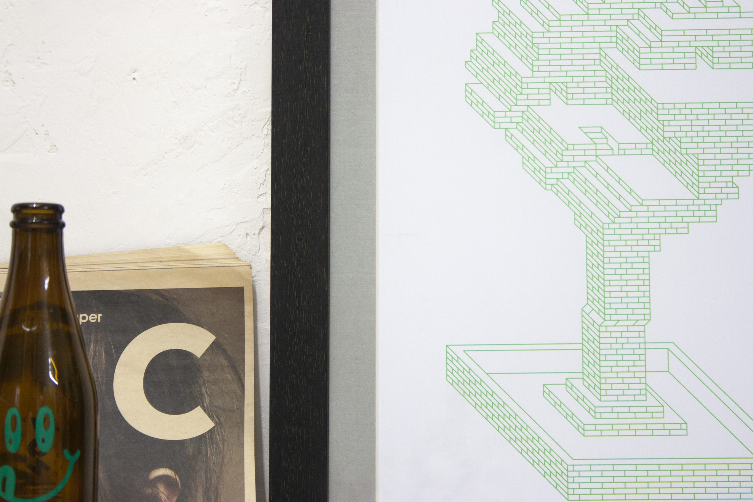 brick tree 2point3 graphic design shop