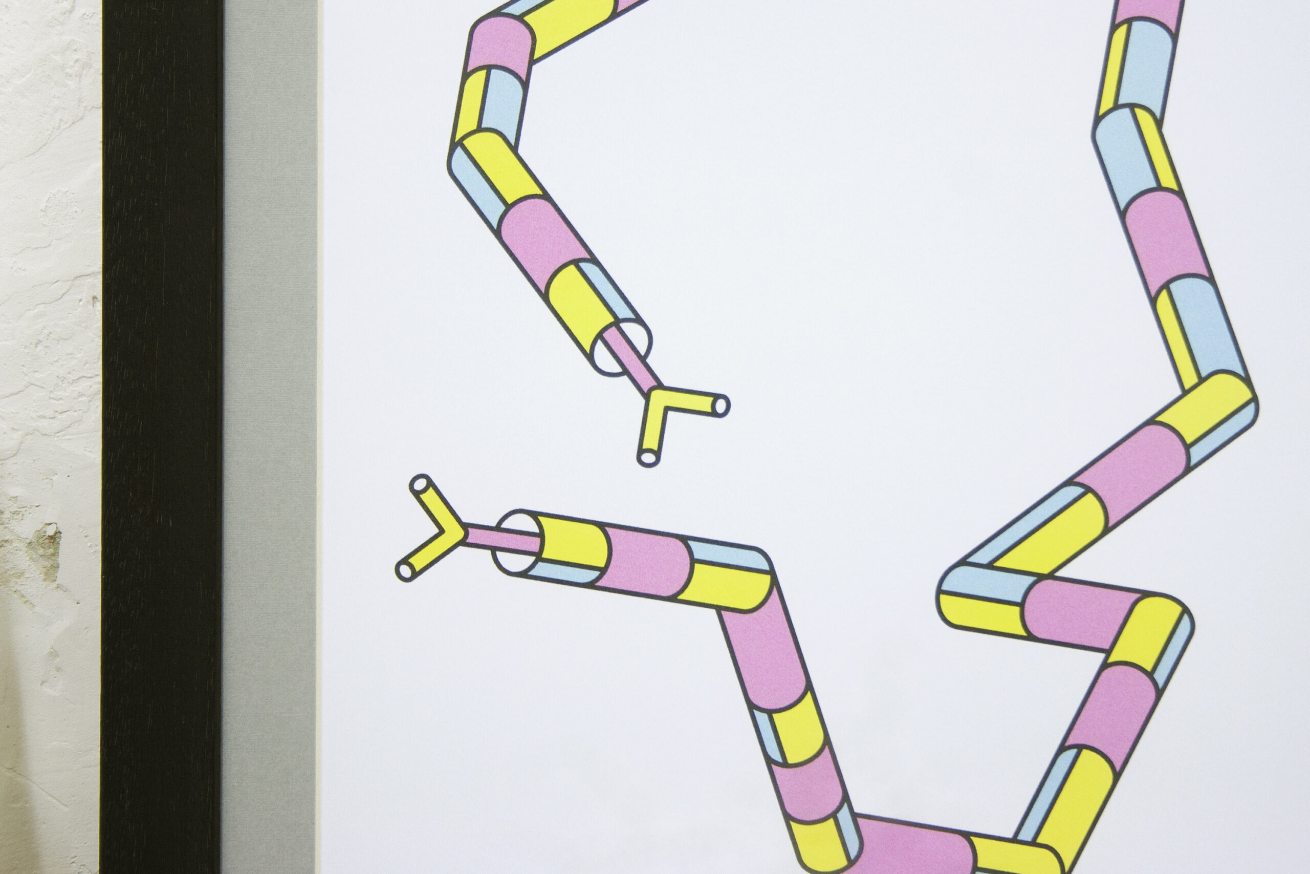 candy snake 2point3 graphic design shop