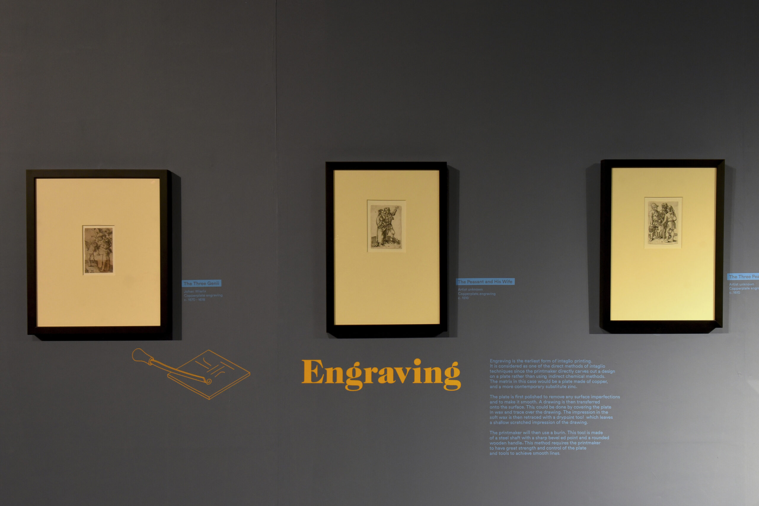 2point3 Mdina Cathedral Museum After Dürer Exhibition Identity Design
